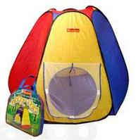 """Детская палатка 3058 """"волшебный домик"""" в сумке кк"""