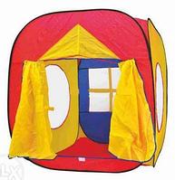"""Детская палатка 3516 """"шатер"""" кк"""