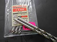 Сверло по металлу HAISSER D 5.0х52х86
