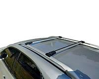 Багажник аэродинамический Рейлинг Стелс Кенгуру, поперечины 80-115см, без замка