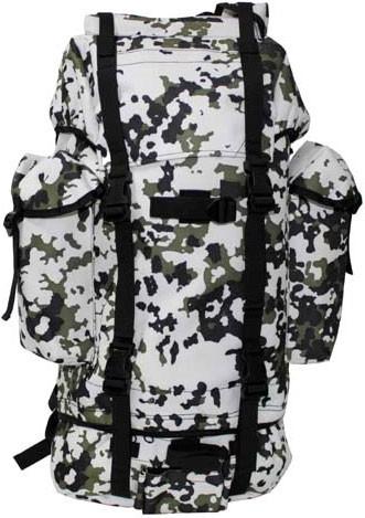 Армейский рюкзак 65л снежный камуфляж MFH 30253N