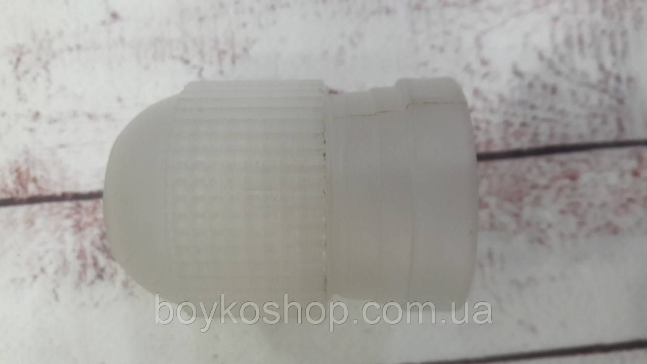 Переходник кондитерский 5см пластмассовый