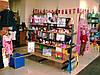 Торговое оборудование для магазина одежды и детских товаров в ассортименте