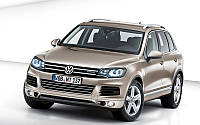 Лобовое стекло Volkswagen Touareg (2010-) с датчиком, камера, Sekurit, б/у