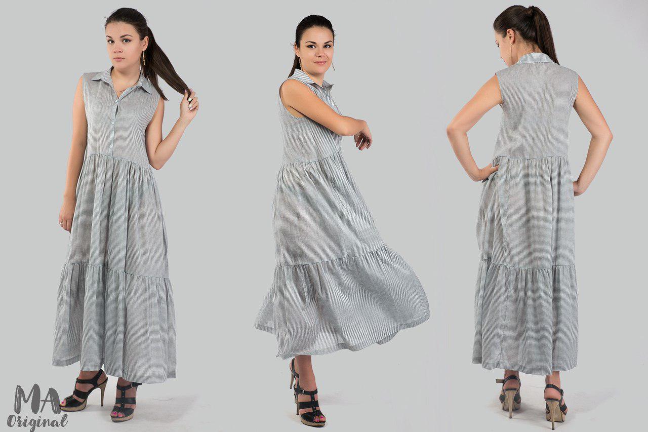 ef24afa751bb688 Платье / лен-хлопок / Украина: купить оптом и в розницу от ...