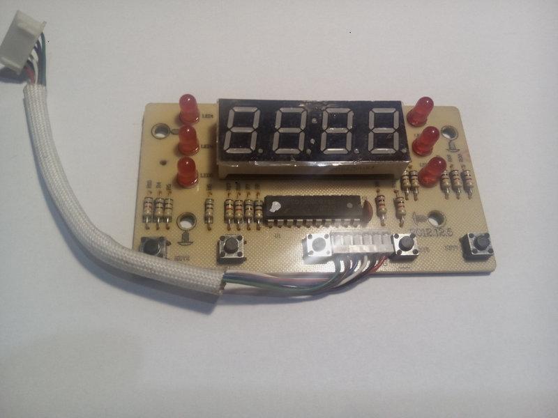 Плата управления для мультиварки Redmond RMC-M4525