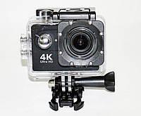Экшн камера Action Camera H16-4R WiFi 4K + пульт
