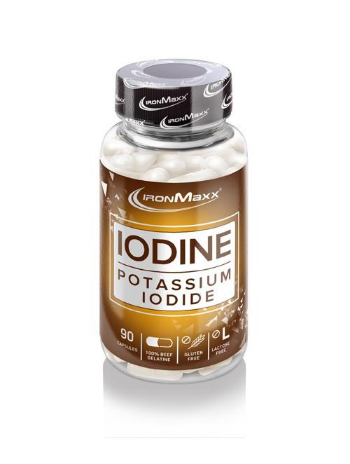 Витамины IronMaxx Iodine 90 caps