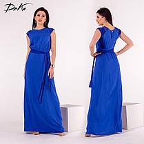ДР0747 Платье в пол в расцветках, фото 2