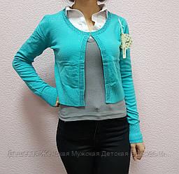 Болеро женское отличного качества. В упаковке 10 шт разного цвета. Размеры S/M, L/XL.