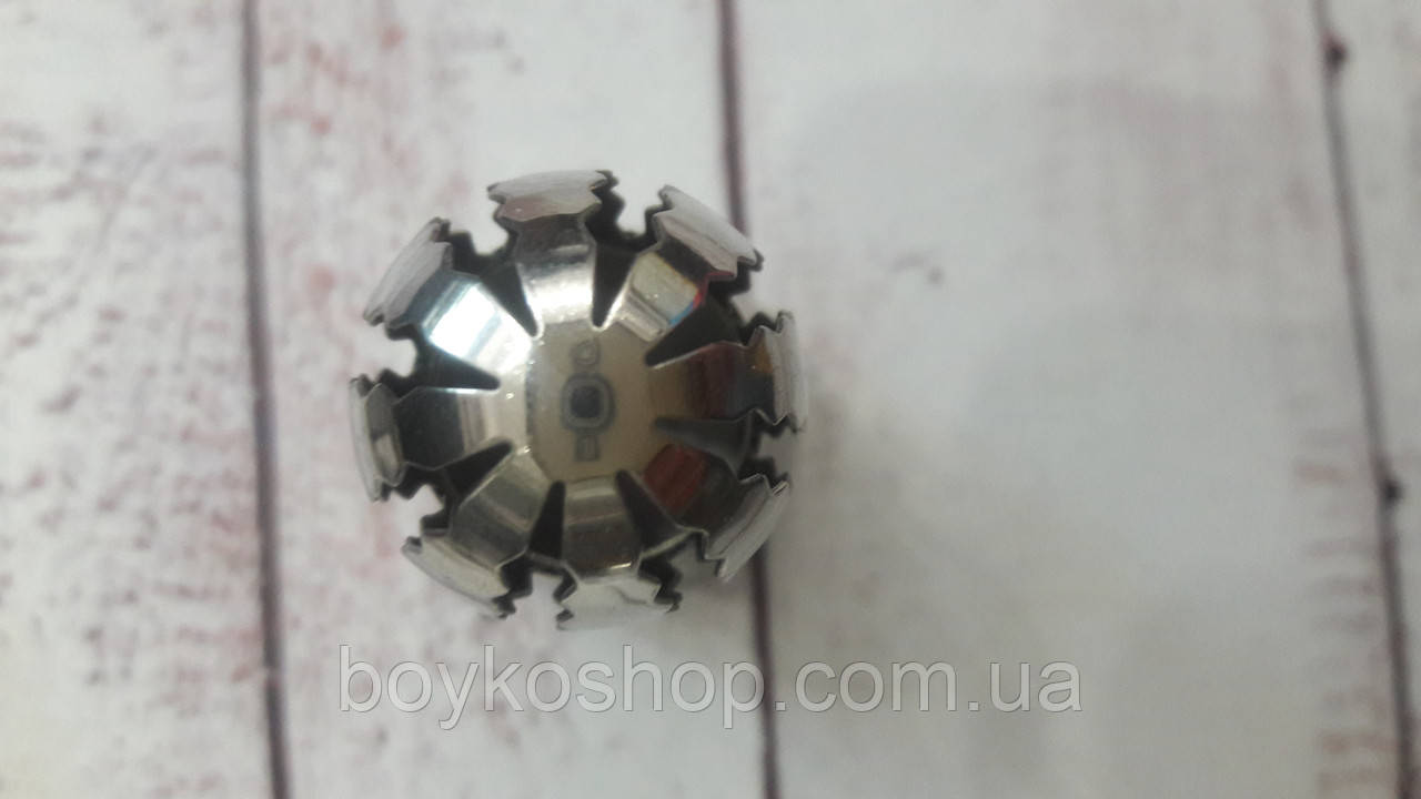 Насадка кондитерская металл факел N2