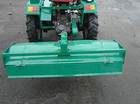 Почвофреза 120 (DW-150RXL) с дополнительным редуктором и навесным механизмом, фото 2