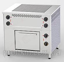Профессиональные плиты (промышленные) Orest ПЭ-4-Ш (GN-1/1; 0.36)