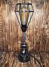 Лампа стимпанк в стиле Loft
