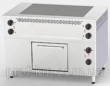 Профессиональные плиты (промышленные) Orest ПЭ-4-Ш (GN-1/1; 0.48)