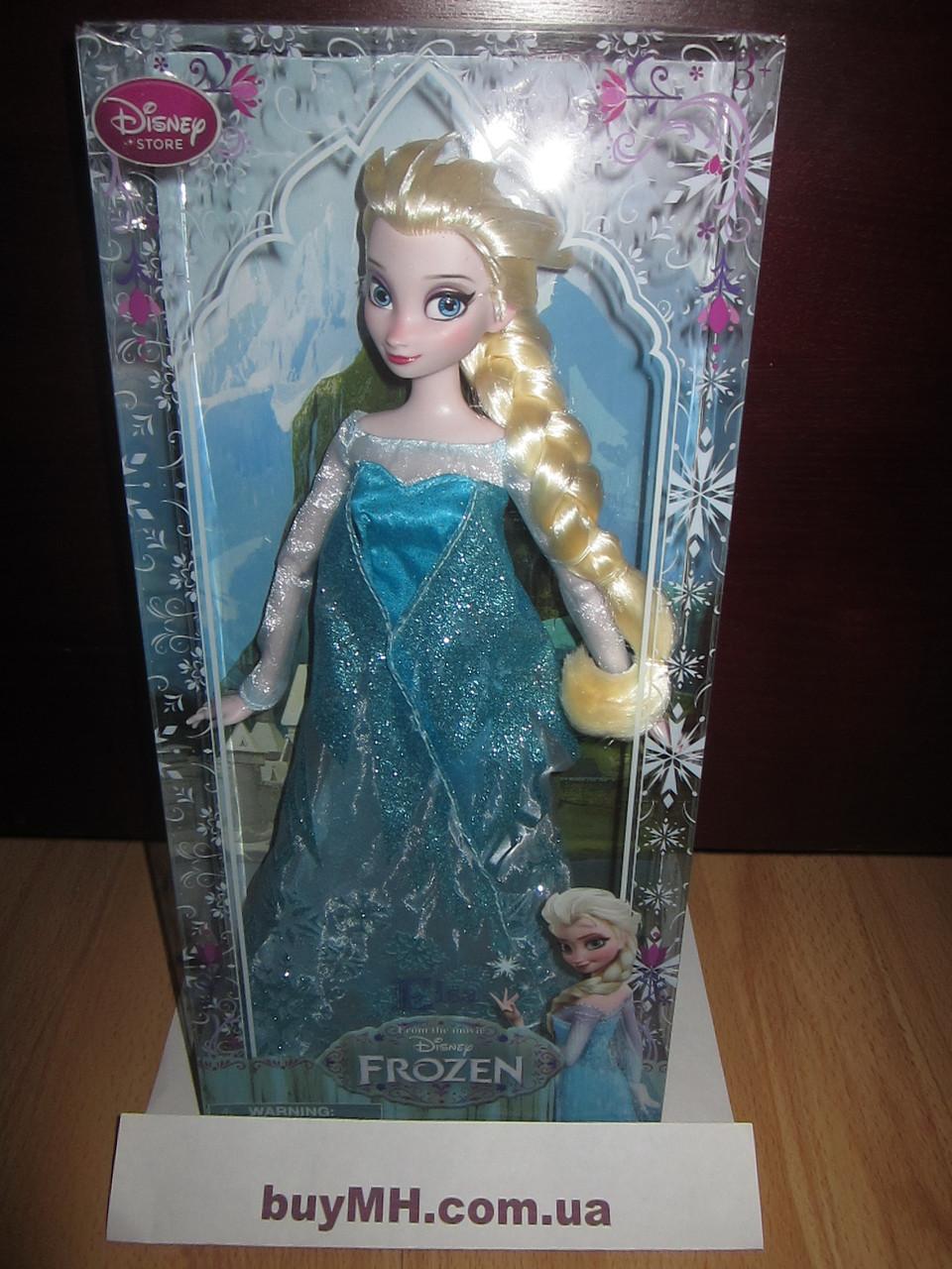 Кукла Эльза Холодное сердце Elsa Frozen Classic Doll оригинал Дисней (Disney) США 1 выпуск, фото 1