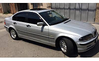 Дефлектора окон COBRA TUNING BMW 3 (E46) Sd 1998-2005