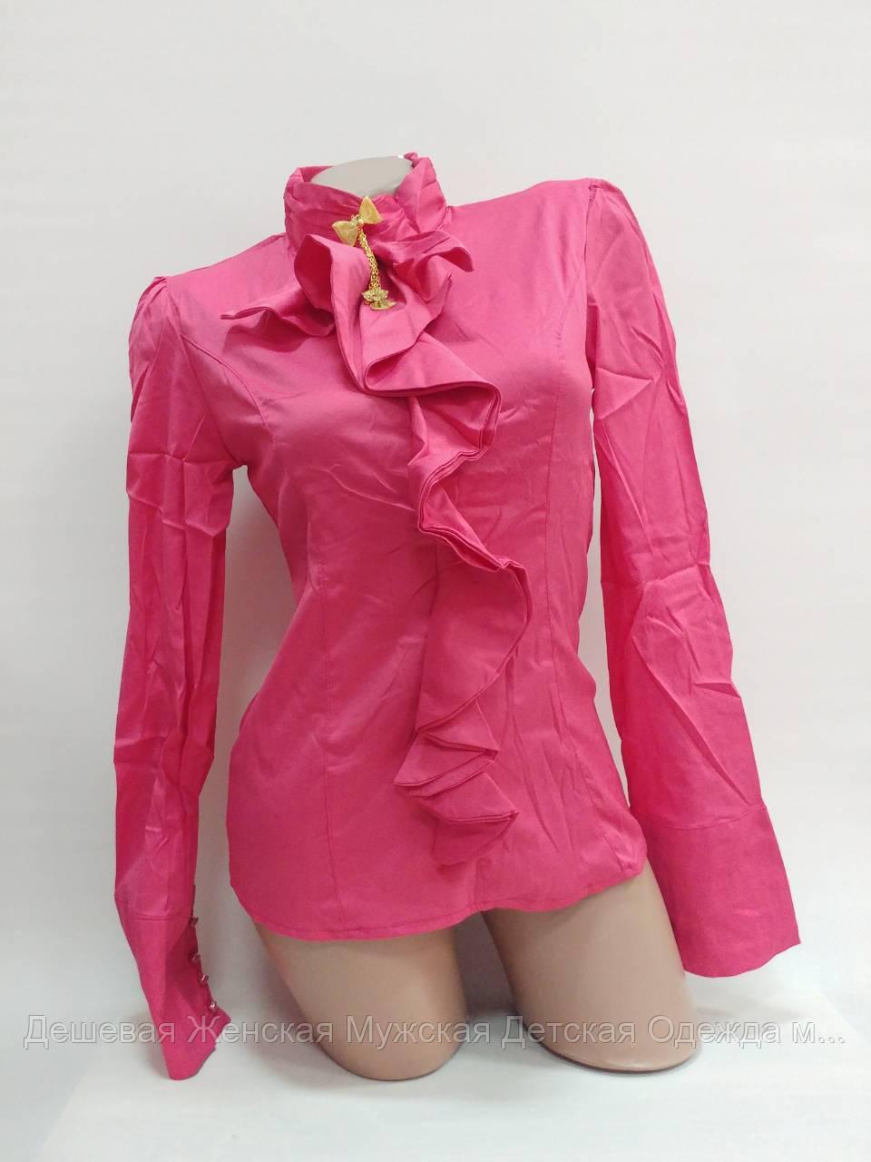 Блузка женская. В упаковке 5 шт. Размеры 36-44.