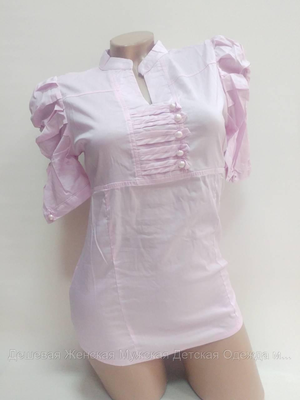 Блузка женская. В ростовке 5 шт. Размеры 36-44.