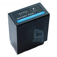 Аккумулятор для видеокамеры Panasonic CGA-D54SH, 7800 mAh., фото 1
