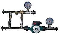Смесительный узел RMG3-20-4,0 (Luftberg DN20, kVs-4,0)