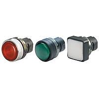 Светосигнальная арматура с выпуклым светофильтром