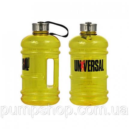 Бутылка для воды Universal Nutrition - Gallon water bottle 1900 мл, фото 2