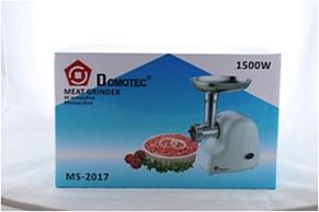 Мясорубка Domotec MS 2017  1500W, фото 2