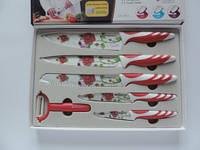 Набор ножей антибактериальных 547-92