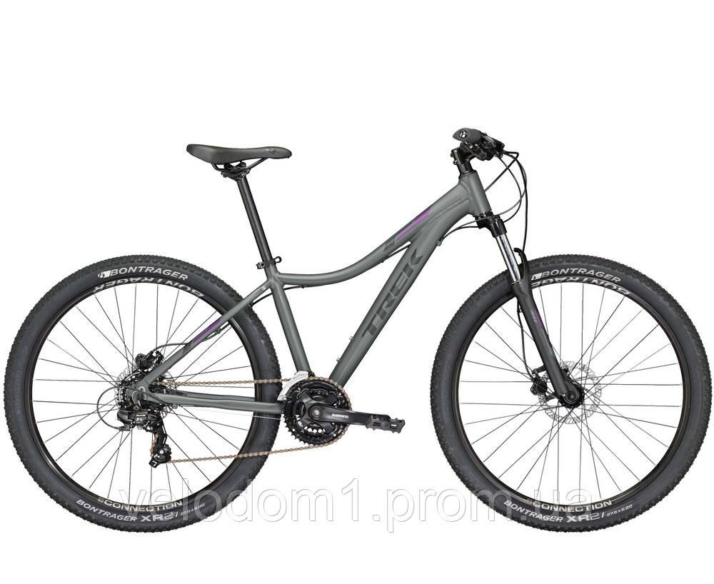"""Велосипед Trek 27,5"""" Skye S сер (13"""" 2018)"""