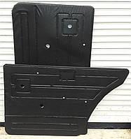 Обивка двери ВАЗ 2101-ВАЗ 2107 кожа на пластиковой основе