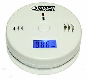 Беспроводной датчик CO (угарного газа) Ripper, фото 2