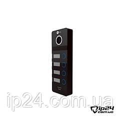 Панель вызова NeoLight MEGA/4 для 4 квартир