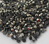 Стразы DMC, Hematite (гематит) SS20 термоклеевые. Цена за 144 шт