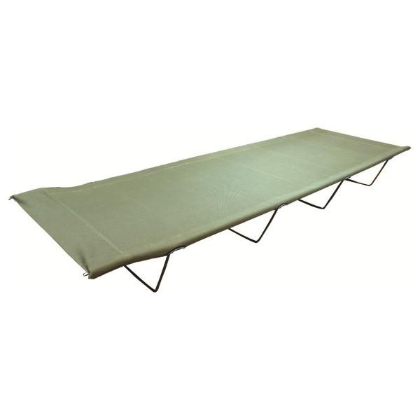 Кровать кемпинговая Highlander Steel Camp Bad Olive