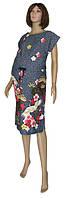 NEW! Очаровательные летние платья для будущих мам с аистами - серия Marjana Grey ТМ УКРТРИКОТАЖ!