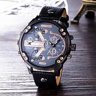 Большие мужские часы Дизель