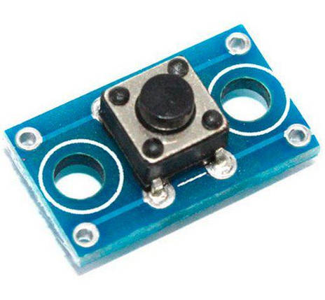 Модуль тактовой кнопки, фото 2