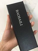 Чорна подарункова коробка до Жіночих годинників Baosaili, фото 1