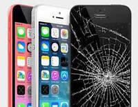 Замена переклейка стекла на iphone 5,5C,5S, 5SE