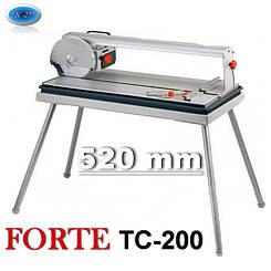 Станак плиткорезный «FORTE» TC-200 (520 мм)