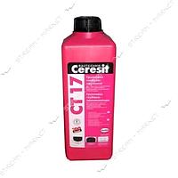 Грунтовка акриловая Ceresit СТ17 глубокого проникновения 2л
