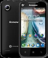 """Выгодный смартфон Lenovo A298t, Android, 1 SIM, дисплей 4""""."""