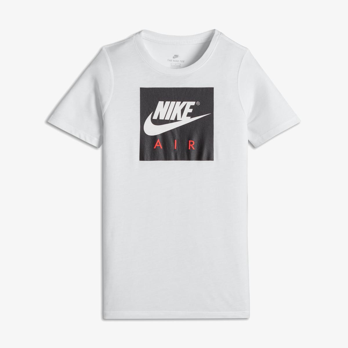e586752d Купить Детская футболка NIKE NSW Tee Air Logo (Артикул: 894300-100 ...