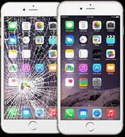Замена стекла переклейка на iphone 6