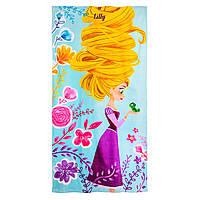 Полотенце Disney Rapunzel Beach Towel
