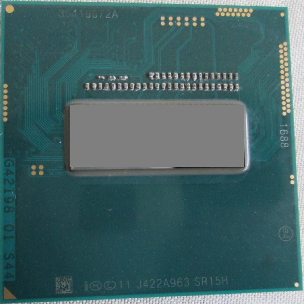 Процессор Intel Core i7-4700MQ SR15H (6 МБ кэш-памяти, тактовая частот