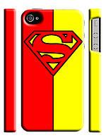 Чехол для iPhone 4/4s / 5/5s знак Супермена