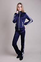 Спортивный костюм SL-9044 №1 (синий), фото 1