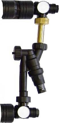 Байпас ProCalida с клапаном (для слива и перепускным клапаном) (арт. 80839), фото 2